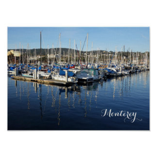 Fisherman's Wharf Monterey photo print