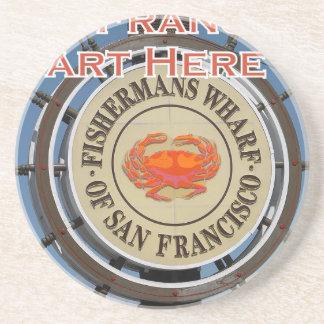Fishermans Wharf San Francisco California USA CA Coaster
