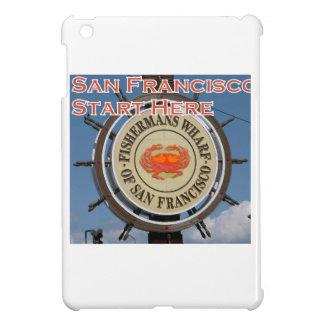 Fishermans Wharf San Francisco California USA CA iPad Mini Covers