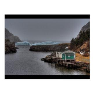 Fishermen s Berg Postcard