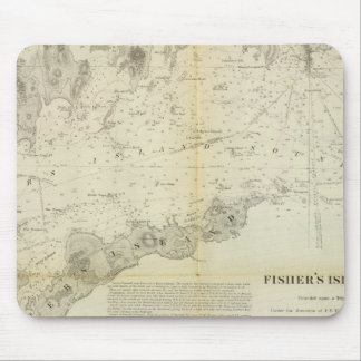Fisher's Island Sound Mouse Pad