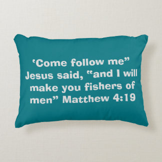 """""""Fishers of Men"""" Accent Pillow"""