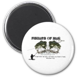 FISHERS OF MEN FRIDGE MAGNETS