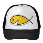 Fishers Of Men - Matthew 4:19 Mesh Hats
