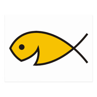 Fishers Of Men - Matthew 4:19 Postcard