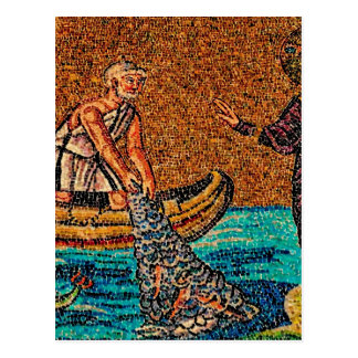 Fishers of Men Postcard