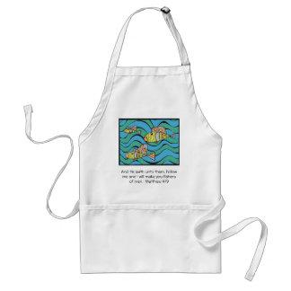 Fishers of men standard apron