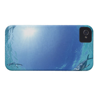 Fishes in the sea iPhone 4 Case-Mate case