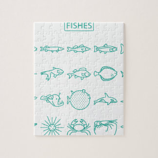 Fishes Jigsaw Puzzle