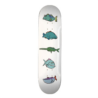 fishes skate boards