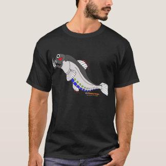 Fishfry Designs Unisex Viperfish Tshirt