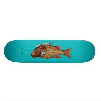 Fishgoat Skateboard Deck