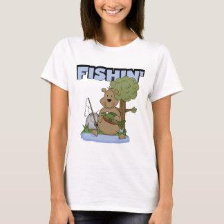 Fishin' Bear Tshirts and Gifts