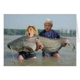 Fishin Clintons Card