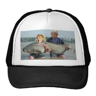Fishin Clintons Hat