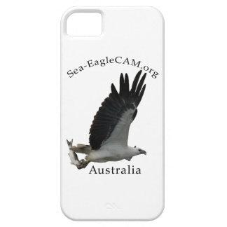 Fishing Adult Sea-Eagle i phone case