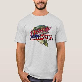 Fishing America T-Shirt