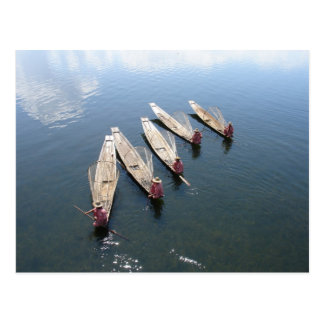 Fishing boat 1 postcard
