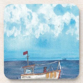 Fishing Boat Coaster