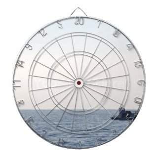 Fishing Boat Dartboards