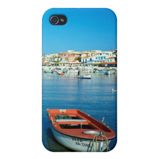 Fishing Boat iPhone 4 4S Case