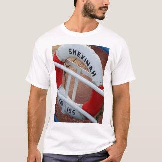 Fishing Boat Life Buoy T-Shirt