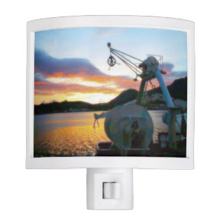 Fishing Boat Night Light