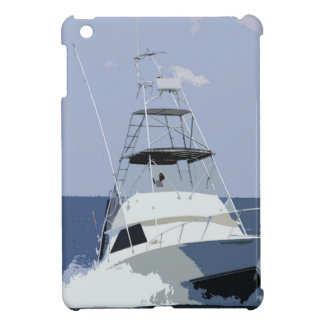 Fishing Boat Rendering Cover For The iPad Mini