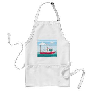 Fishing Boat Standard Apron