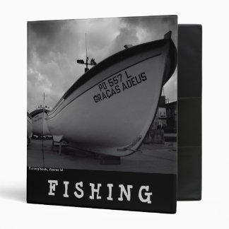 Fishing boats binders
