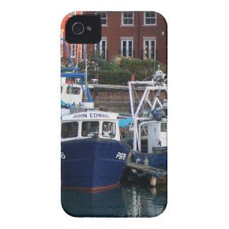 Fishing boats, Portsmouth, England iPhone 4 Case