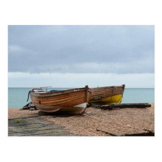 Fishing Boats Rosie II And Rudi Postcard