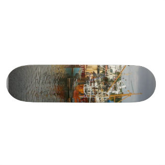 Fishing Boats Ships Skate Board Decks