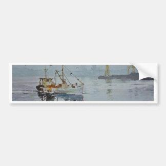 Fishing Boats Stickers