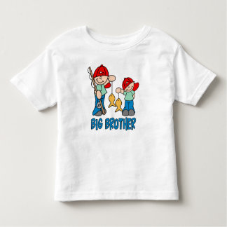 Fishing Buddies Big Brother Toddler T-shirt