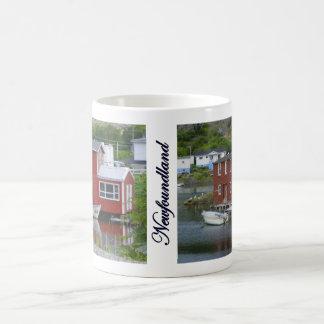Fishing Buildings Newfoundland Souvenir Mug