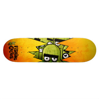 Fishing Cactus Skateboard
