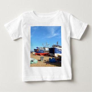 Fishing Community At Hastings Baby T-Shirt