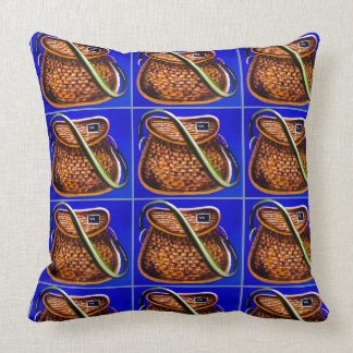 Fishing Creel Pillow