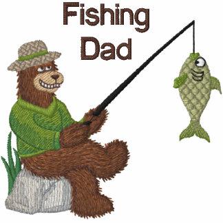 Fishing Dad Bear