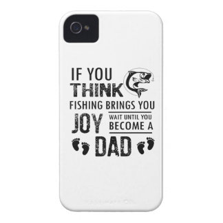 Fishing Dad Case-Mate iPhone 4 Cases