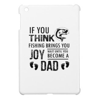 Fishing Dad iPad Mini Covers