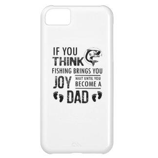 Fishing Dad iPhone 5C Cases
