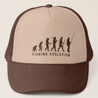 Fishing Evolution - Funny Fisherman hat