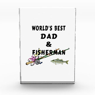 Fishing Father Best Dad