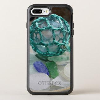Fishing float on glass, Alaska OtterBox Symmetry iPhone 7 Plus Case