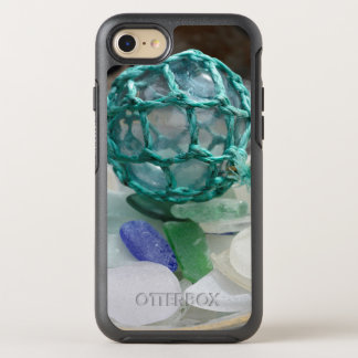 Fishing float on glass, Alaska OtterBox Symmetry iPhone 8/7 Case