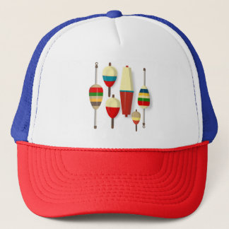 Fishing Floats / Bobbers Trucker Hat