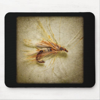 Fishing Fly Mouse Pad