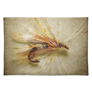 Fishing Fly Placemat